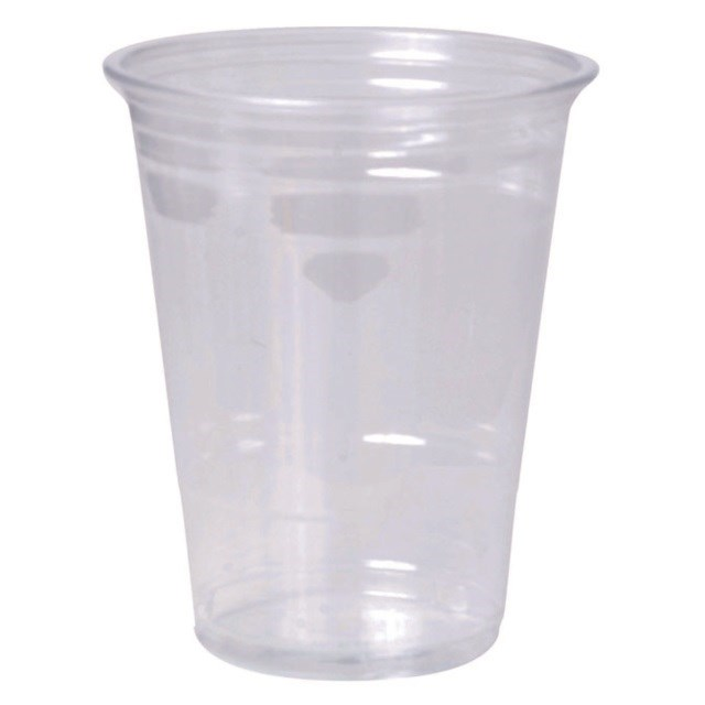 PLASTIC CUPS 300ML