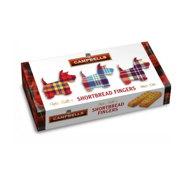 CAMPBELLS TARTAN DOGS SINGLE CARTON