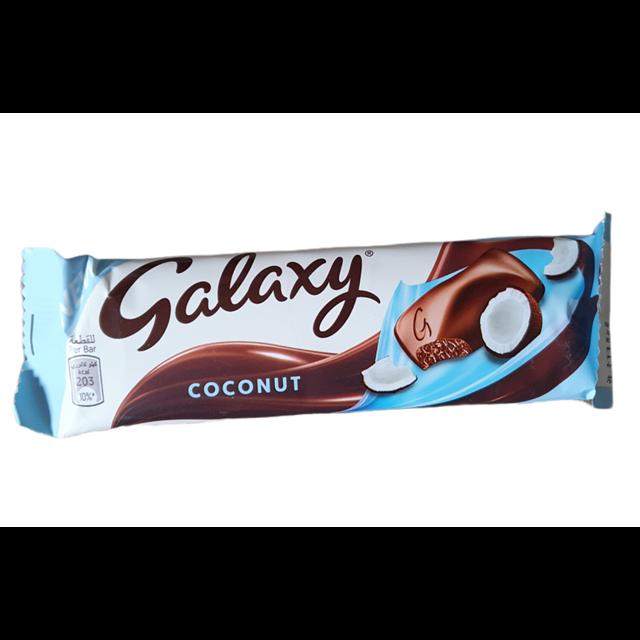 (DUBAI IMPORT) GALAXY COCONUT 36g (24 PACK)