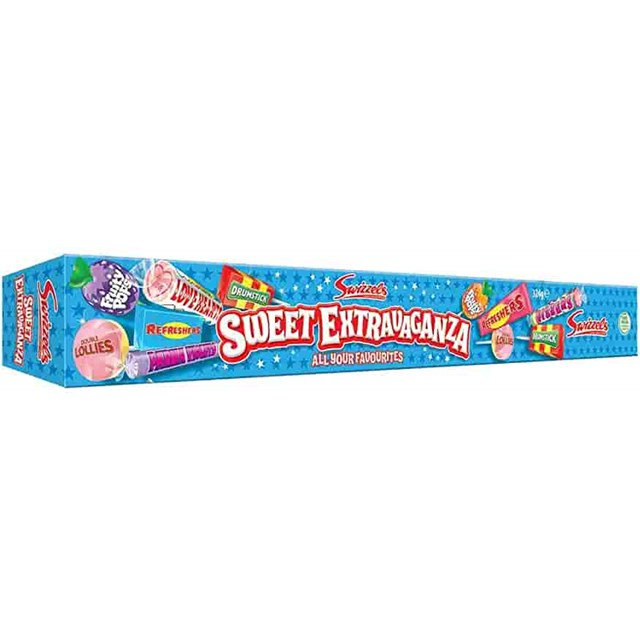 SWIZZELS GIFT SWEET EXTRAVAGANZA 324g