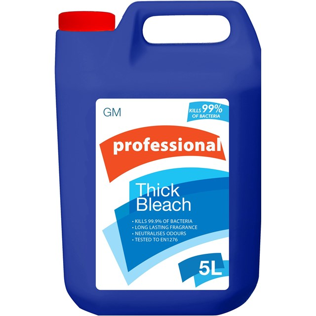 GM PROFESSIONAL THIN BLEACH