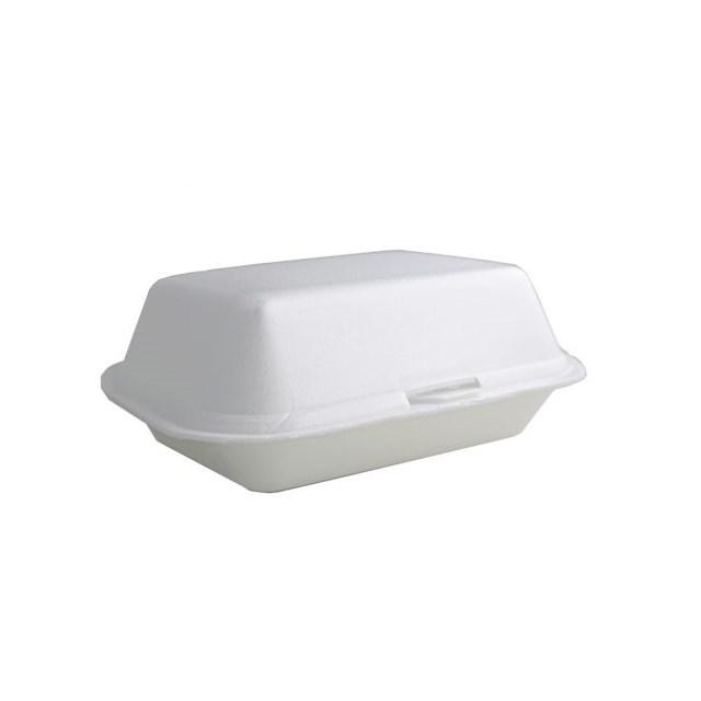 POLYSTYRENE CHIP BOX