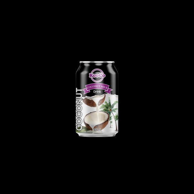 KOOCO COCONUT MILK DRINK 330ml (6 PACK)