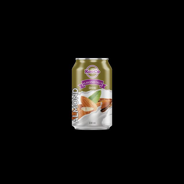 KOOCO ALMOND NUT DRINK 330ml (6 PACK)