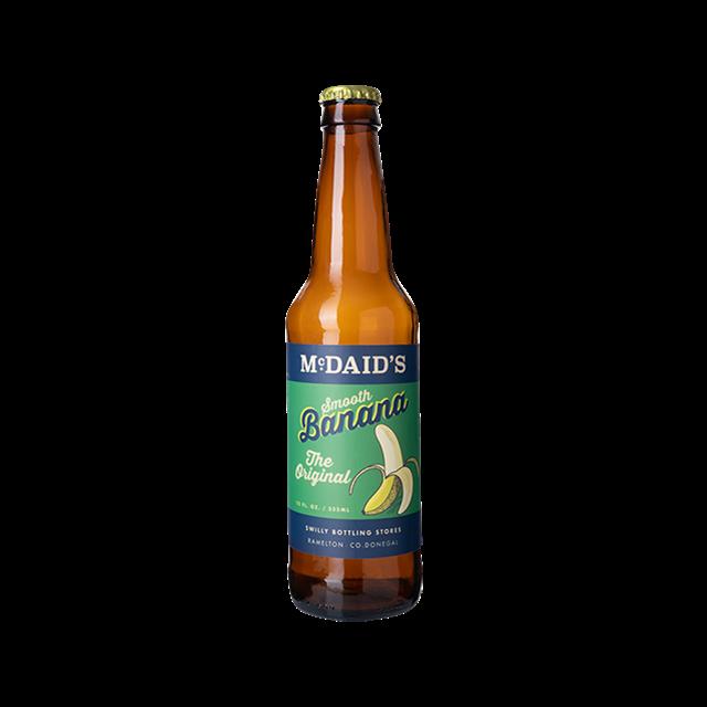 McDAIDS ORIGINAL BANANA 355ml (12 PACK)