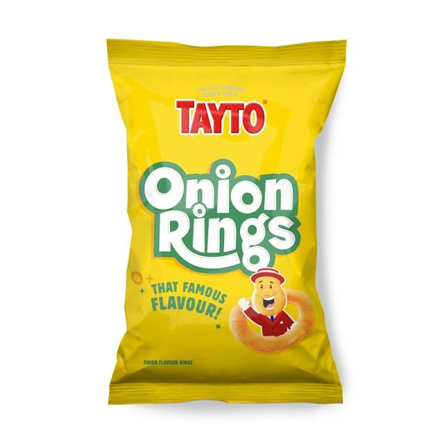 TAYTO ONION RINGS 17g (36 PACK)