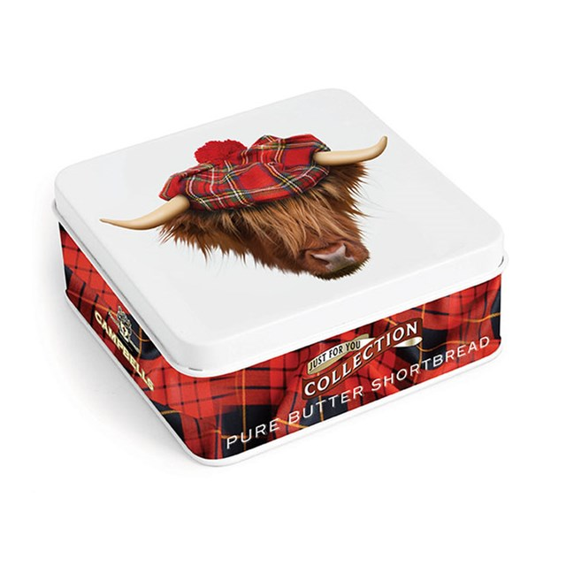 CAMPBELLS HIGHLAND COW