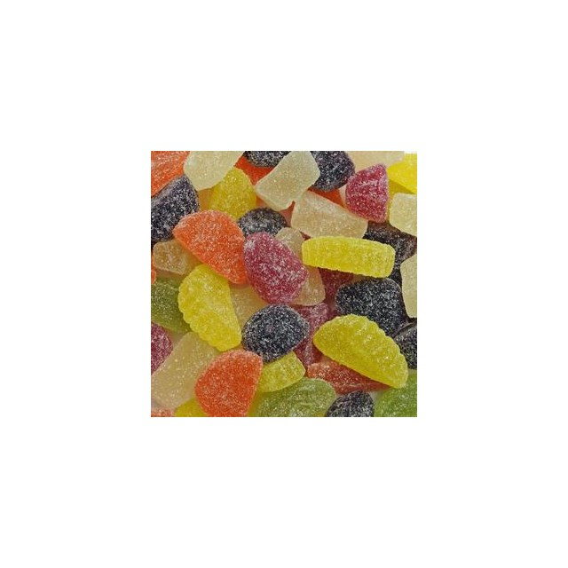 TAVERNERS FRUIT JELLIES 3kg
