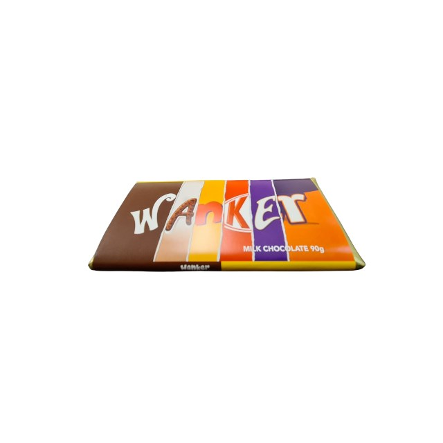 RUDE WRAPPERS MILK CHOCOLATE F**KCOVID 90g