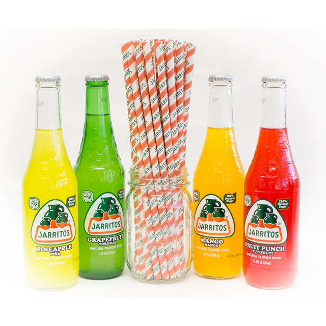 JARRITOS STRAWS 280mm