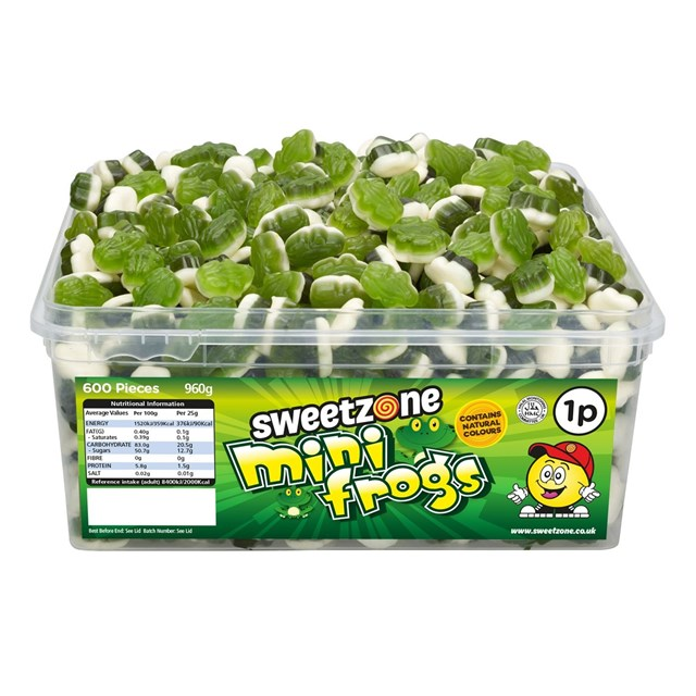 SWEETZONE 1P TUBS Mini Frogs