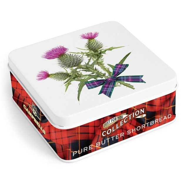 CAMPBELLS THISTLE TINS