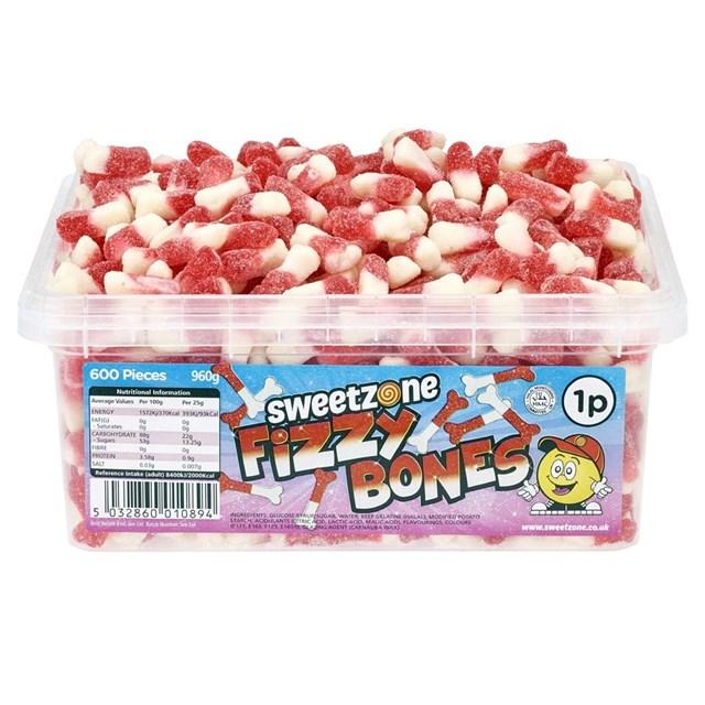 SWEETZONE 1P TUBS Fizzy Bones