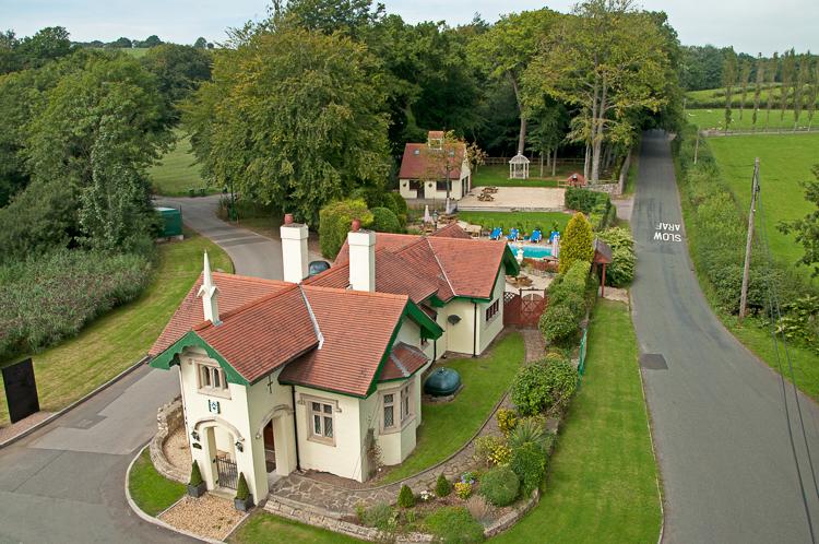 Hafod Lodge