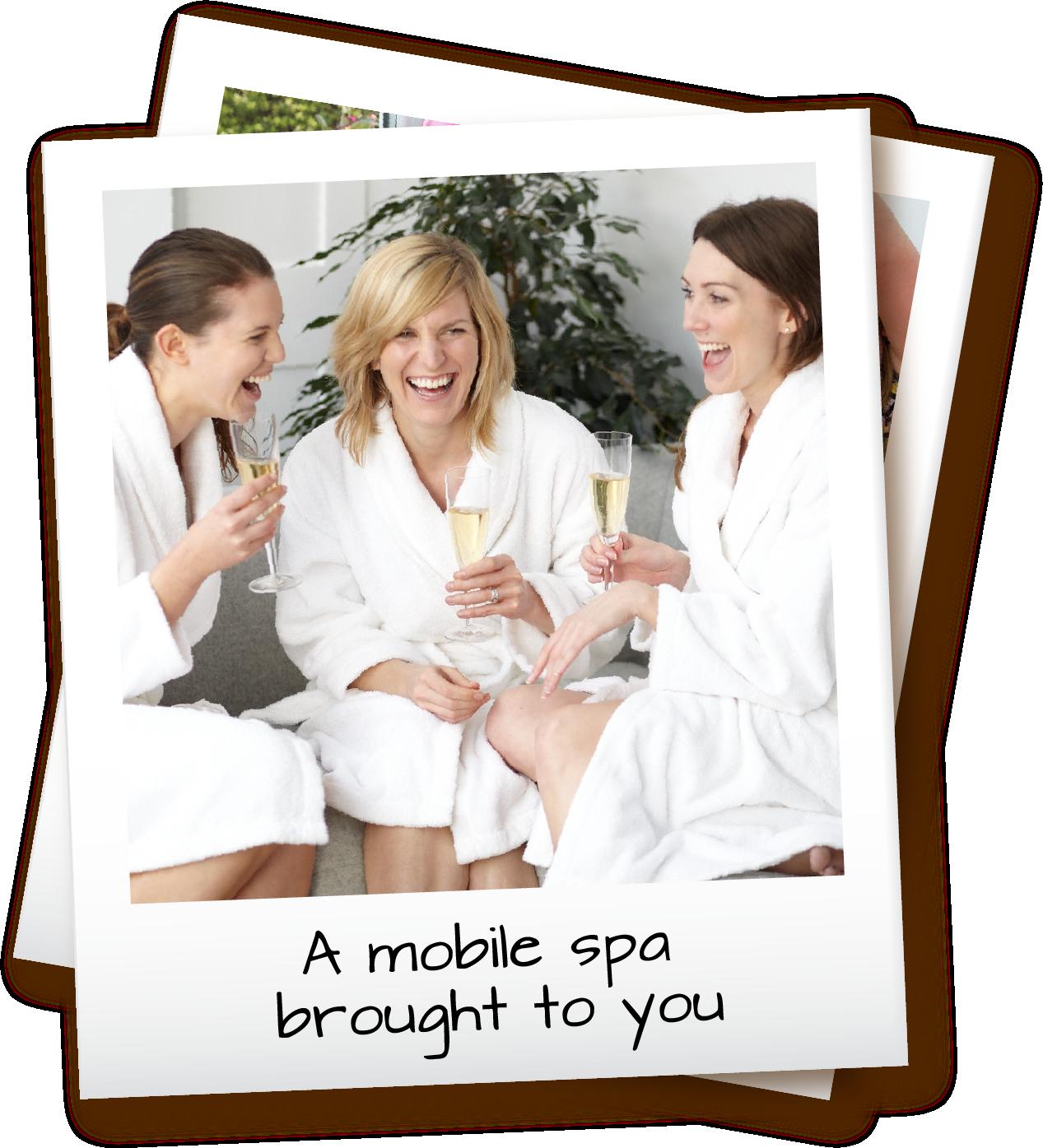 mobile spa