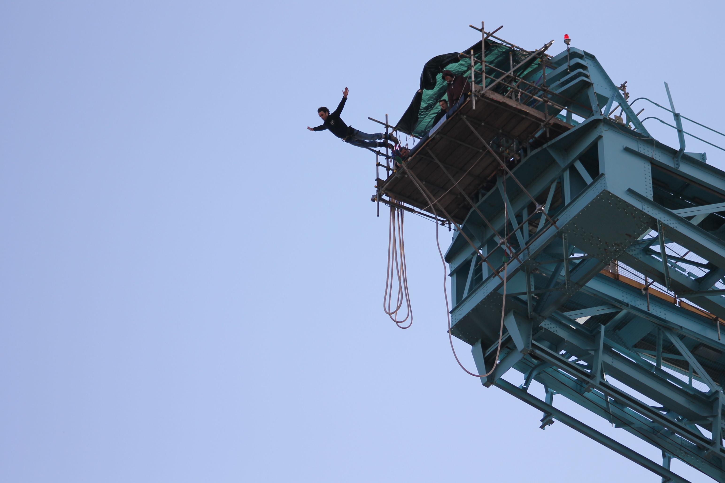 Titan Crane Bungee Jump
