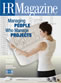 HR Magazine Aug 2009