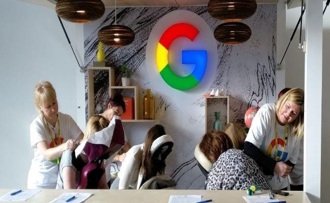 Google massages