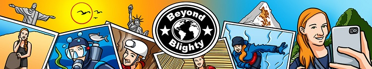 Beyond Blighty blog