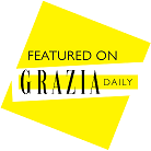 Grazia Daily glo pamper parties