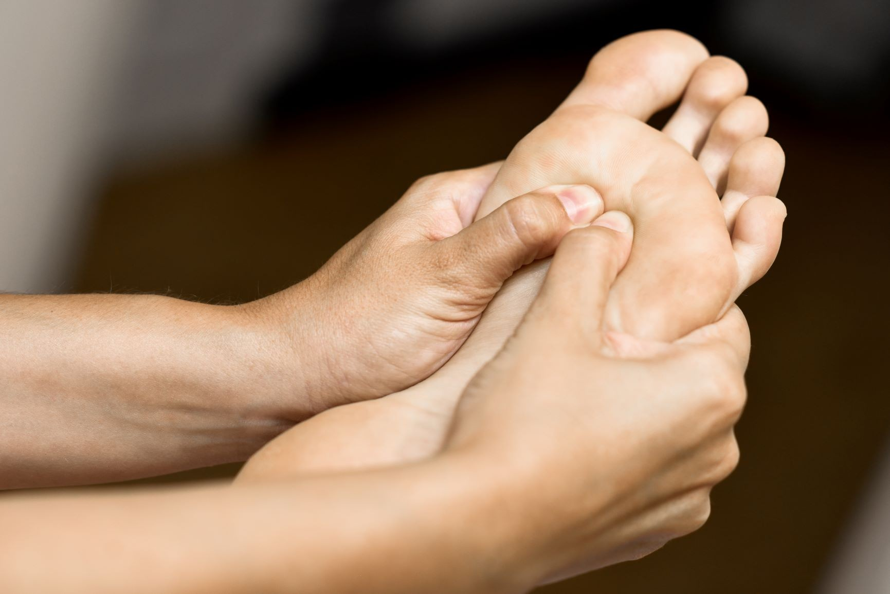 Mobile foot massage Cheltenham
