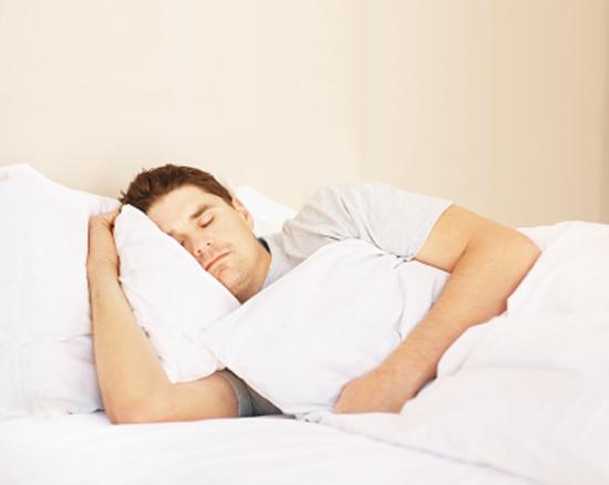 Restful nights sleep