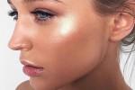 Bronzened makeup
