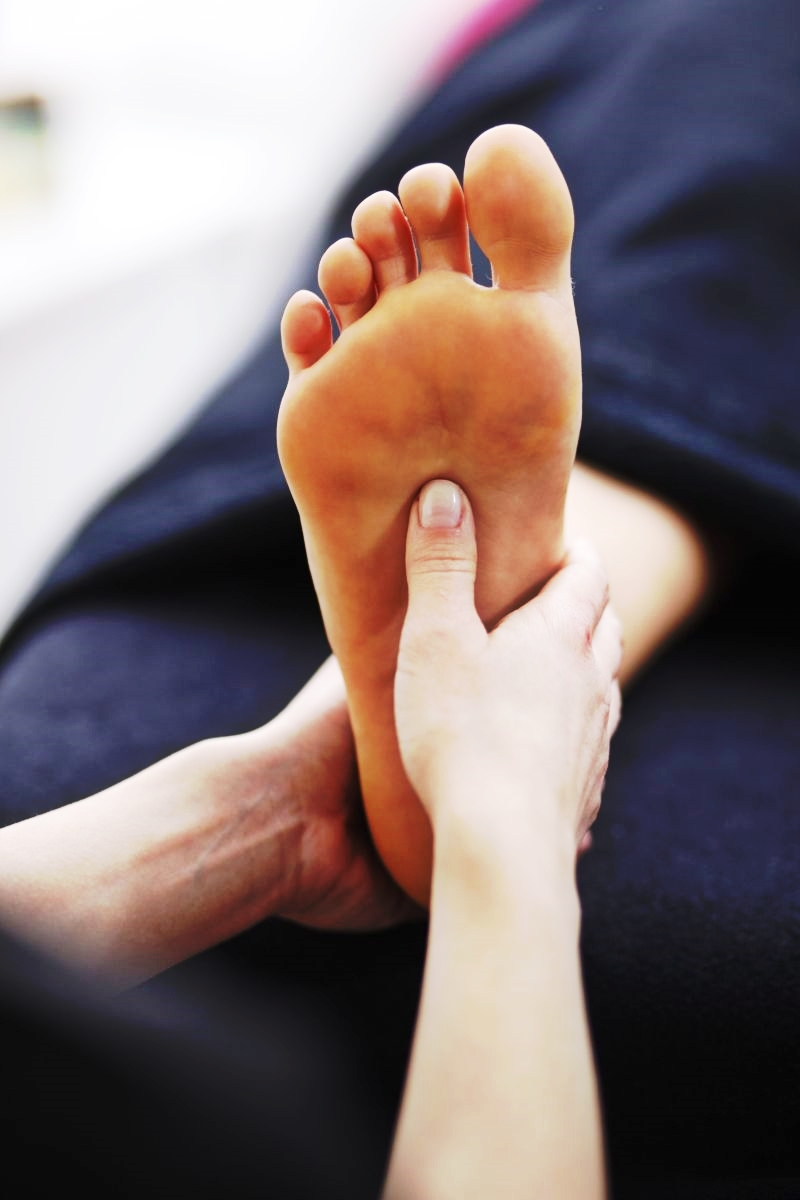 Reflexology in your office