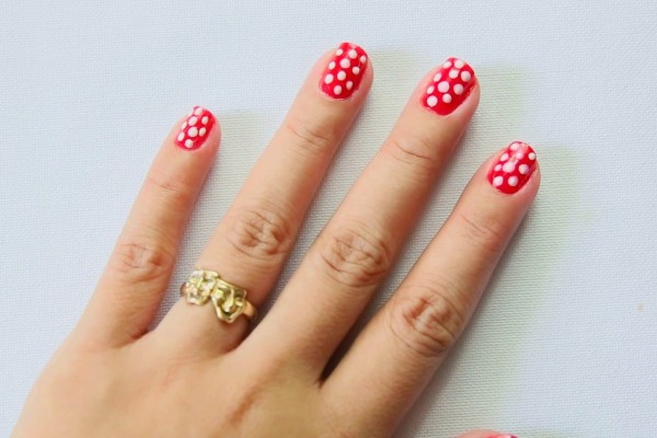 45 minute Online Nail Art Tutorial