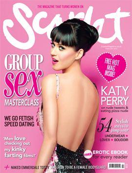Scarlet Magazine February 2010