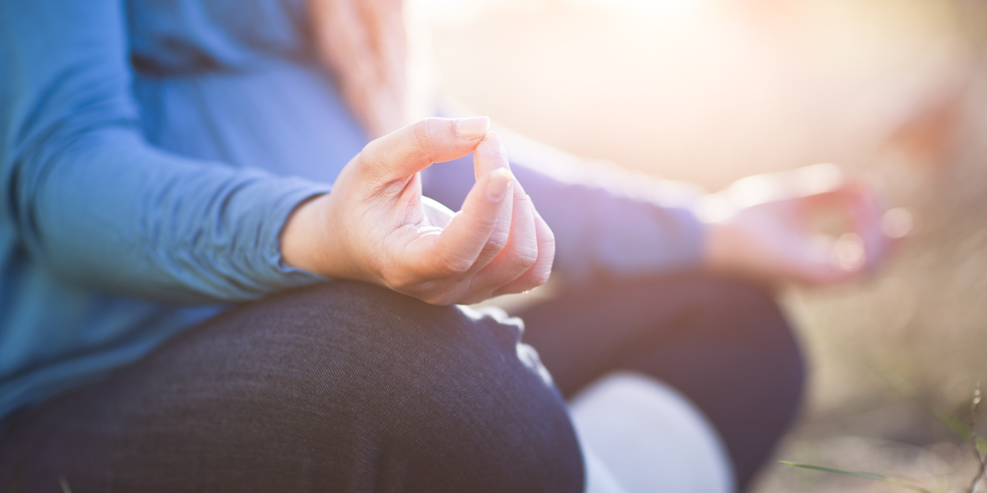 Meditation for a calm mind