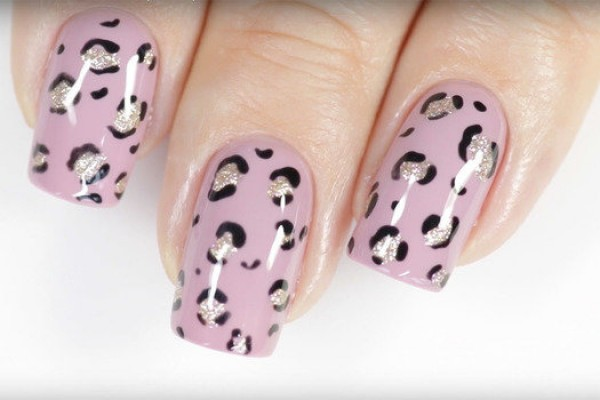 45 minute Interactive Online Nail Art Tutorial