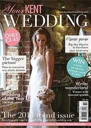 Your Kent Wedding magazine 2014