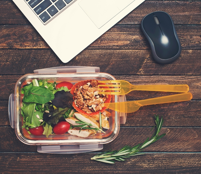 Nutrition in the workplace