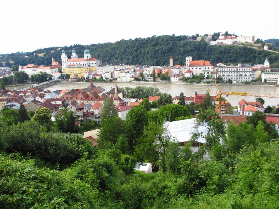 5 Photos: My semester in Passau, Germany