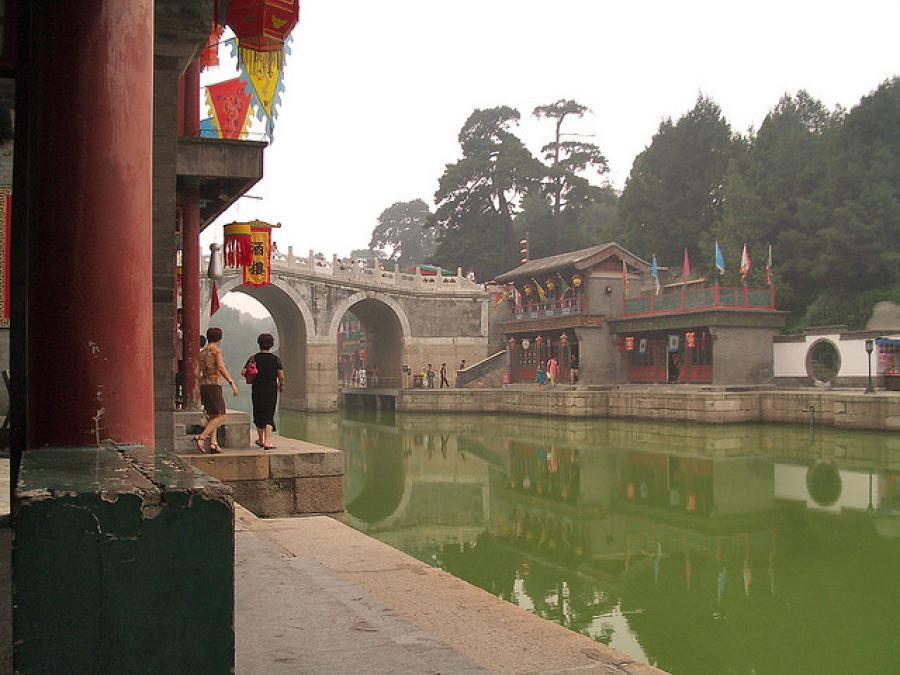 The Mole Diaries: Beijing
