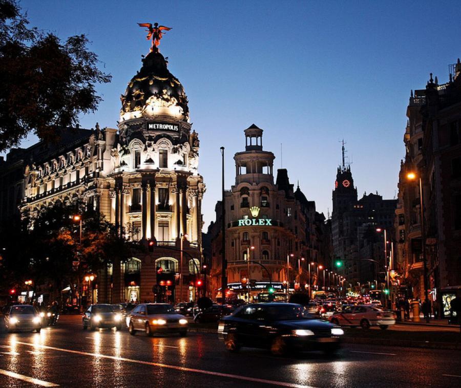 The Mole Diaries: Madrid (Volume 2)