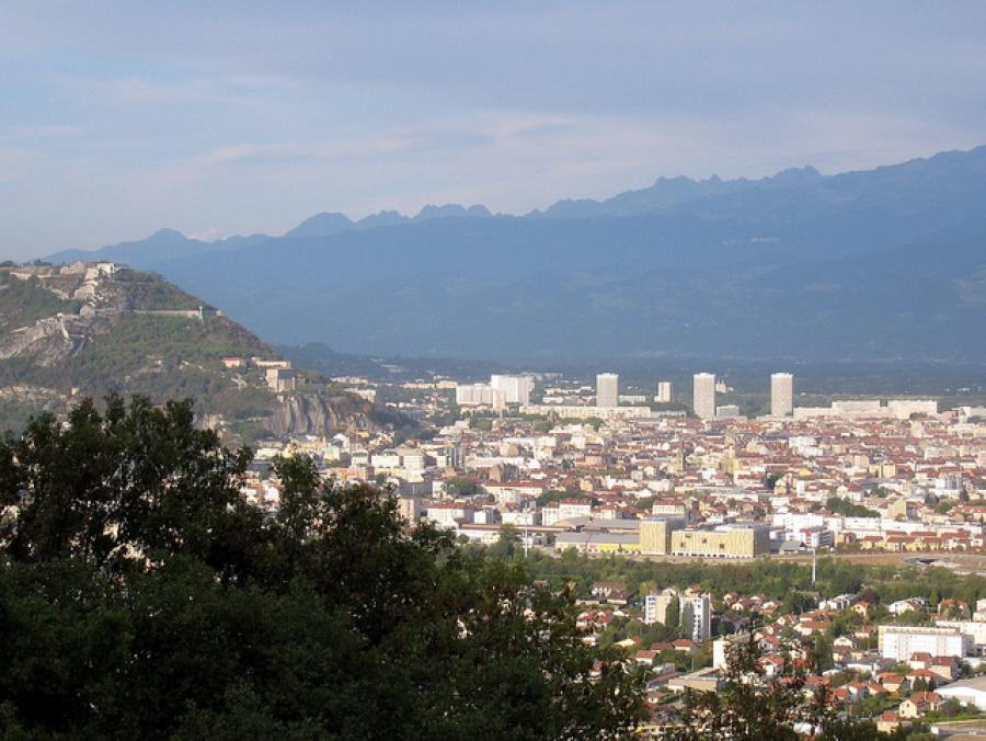 The Mole Diaries: Grenoble