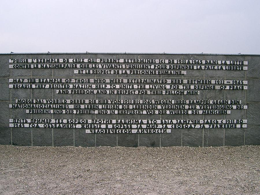 Aline interned in Strasbourg, Turin and Rome and now works as a researcher at the Dachau Concentration Camp Memorial