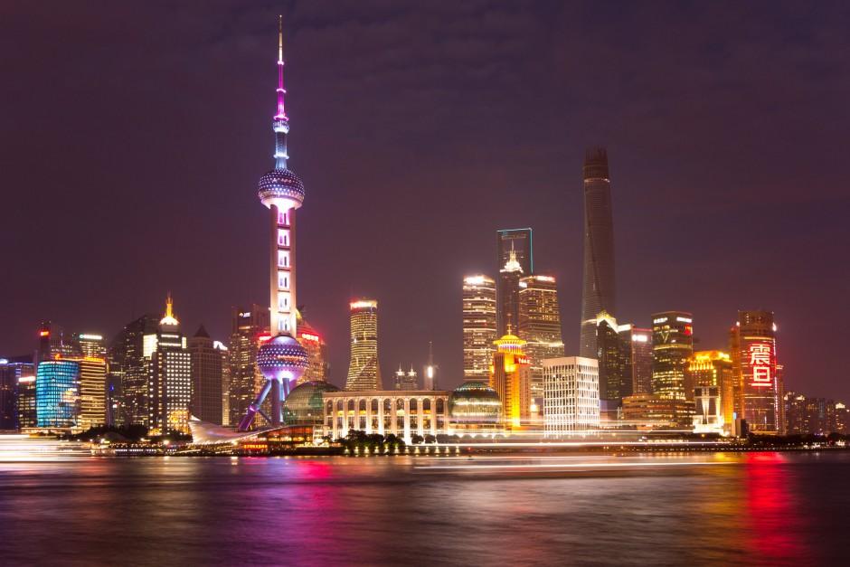 My summer exchange in Shanghai