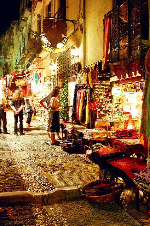 The Mole Diaries: Granada