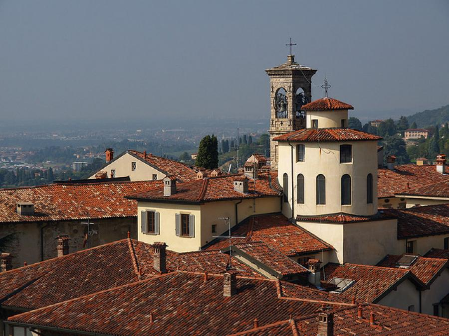 The Mole Diaries: Bergamo