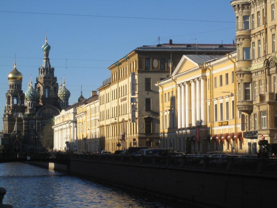 Peculiar St. Petersburg