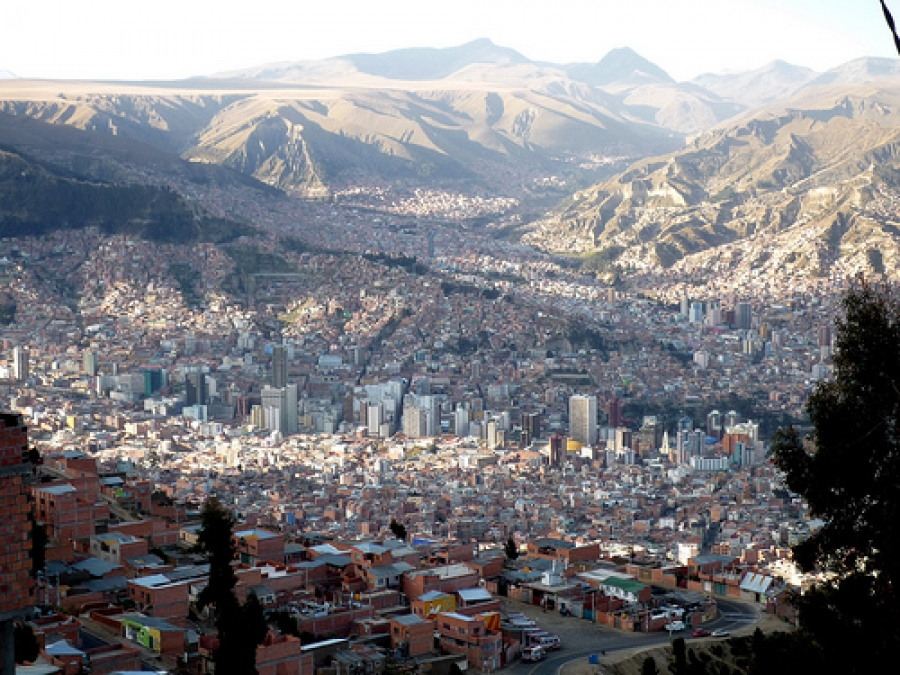 The Mole Diaries: La Paz