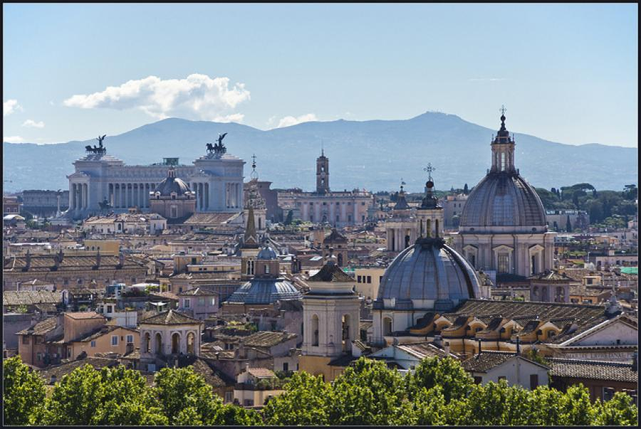 Interning as a Journalist in Rome