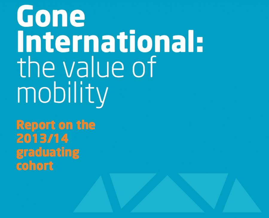 Gone international: the value of mobility