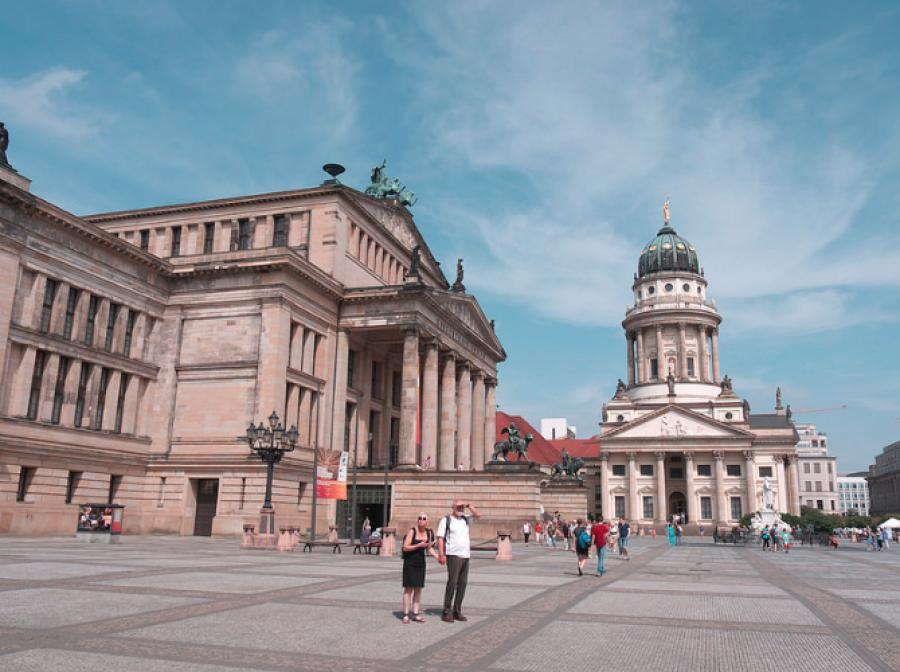 5 Photos: My year abroad in Berlin