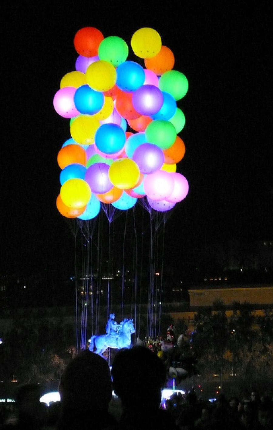Fête des Lumières in Lyon