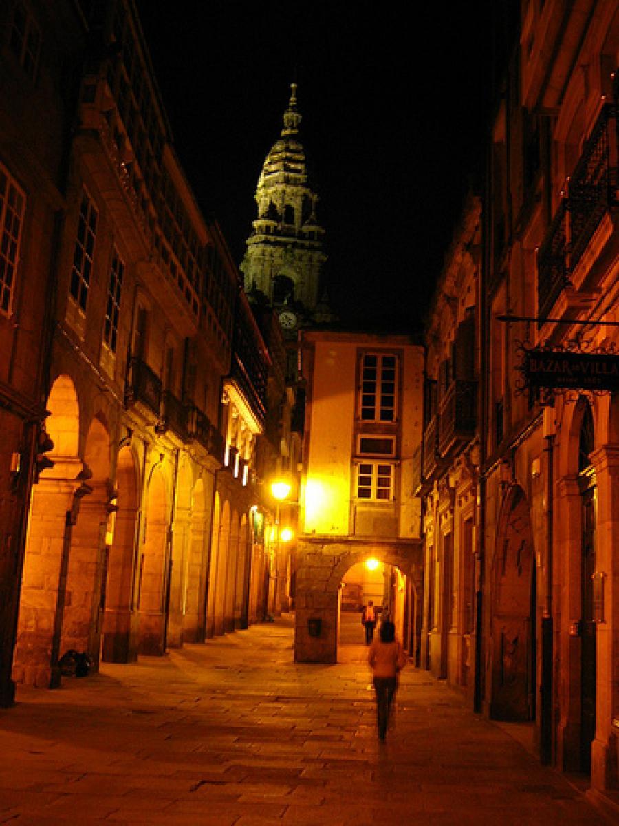 The Mole Diaries: Santiago de Compostela