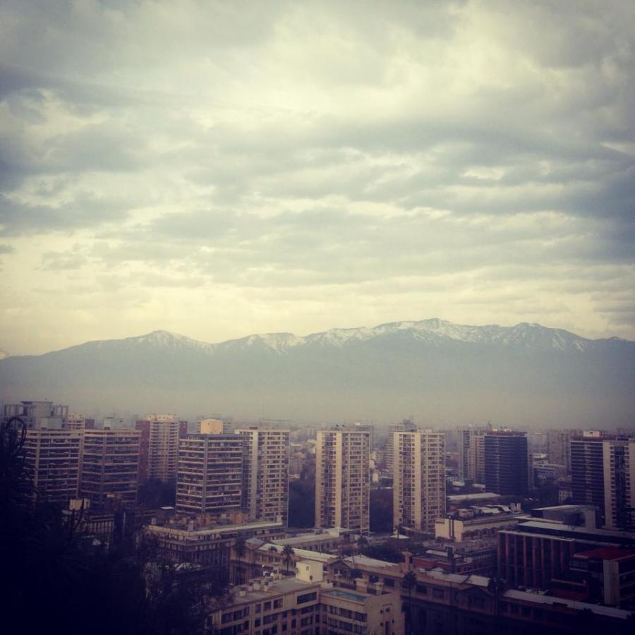 Studying abroad at Pontificia Universidad Católica de Chile